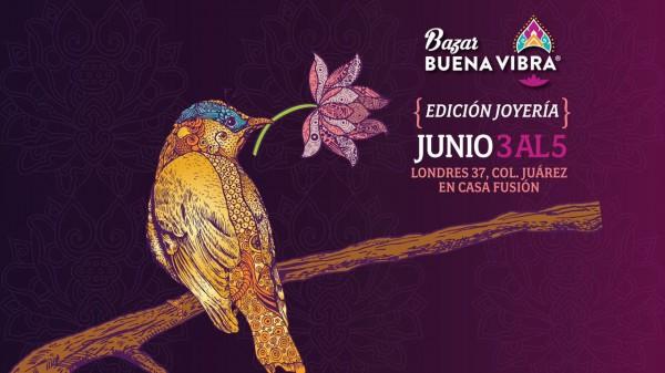 Bazar Buena Vibra 3-5 Junio