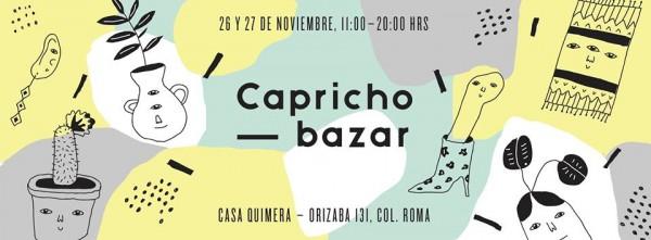 Capricho Bazar en Casa Quimera
