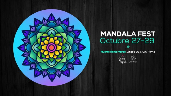 Mandala Fest  Octubre 27-29