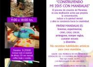"""Taller """"CONSTRUYENDO MI 2015 CON MANDALAS"""" 31 Enero 2015"""